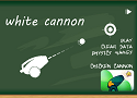 White Cannon